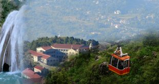Mussoorie in India