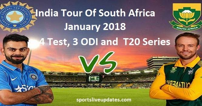 cricket series