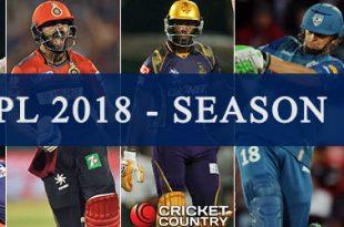 IPL 2018 Season 11
