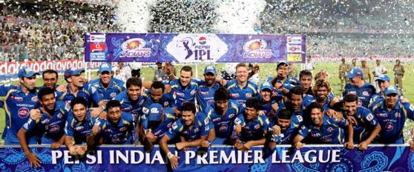 Mumbai Indians in IPL 2018