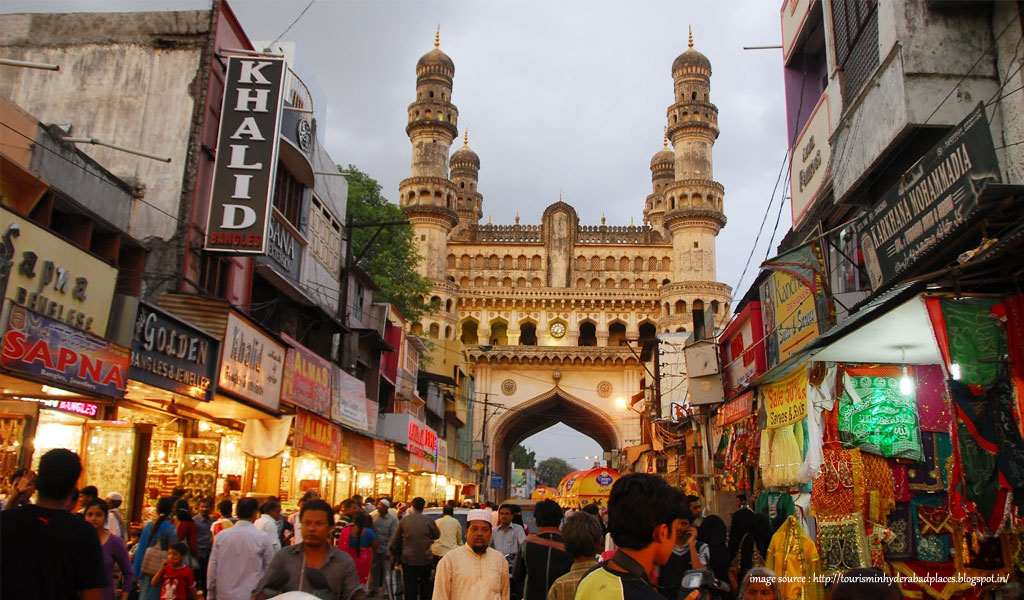 top 10 markets in india
