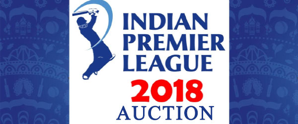 IPL Auction Result 2018