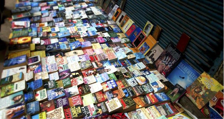 book market delhi