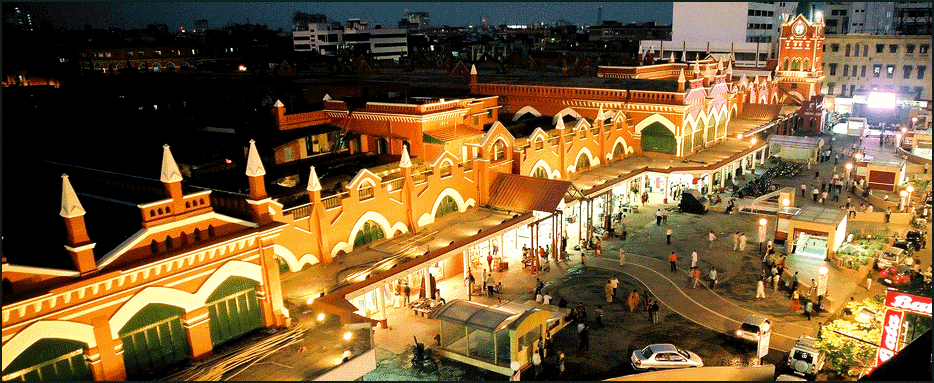 top 10 markets of india