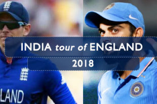 India Cricket Tour of England