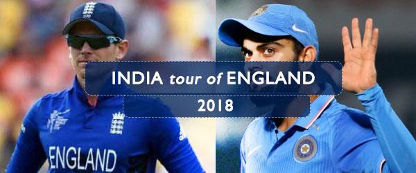 India Cricket Tour of England