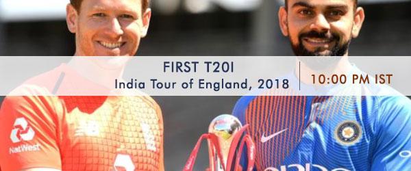 T20 match live score