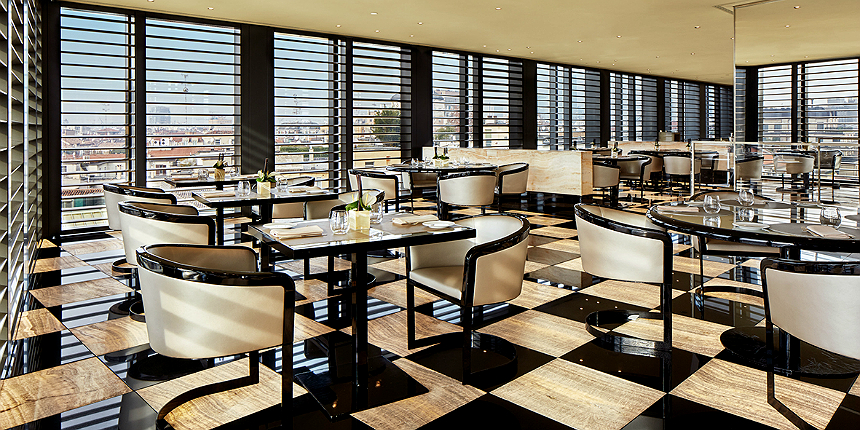 10 famous restaurant in dubai