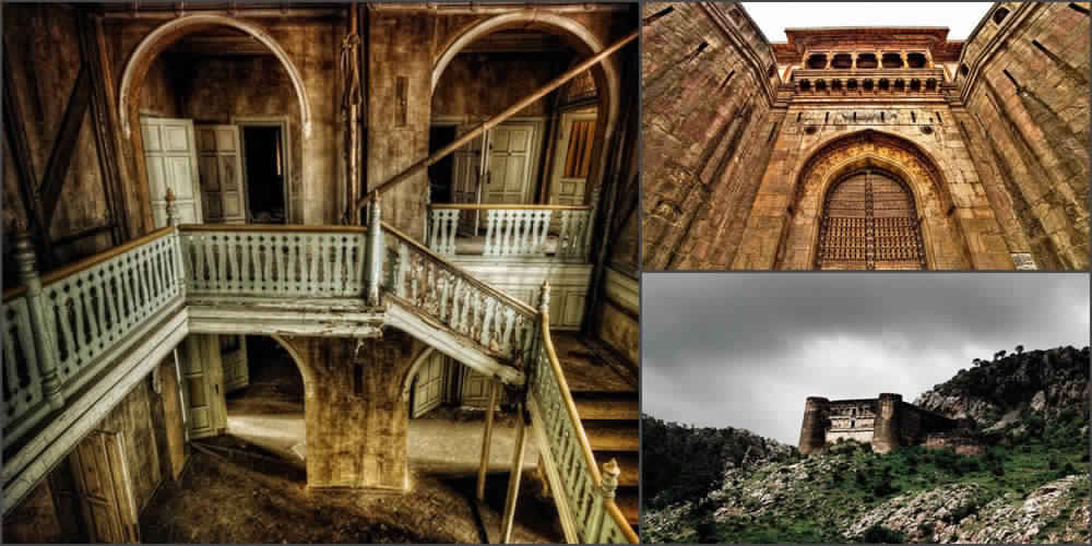 india's most haunted places