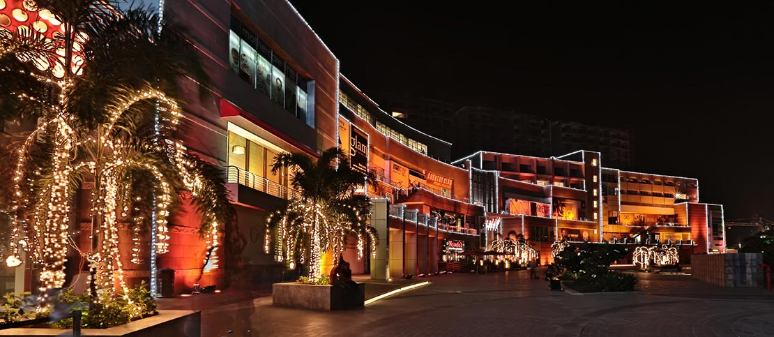 top 2 mall in India