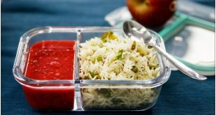 Beetroot Dal & Matar Broccoli Pulao