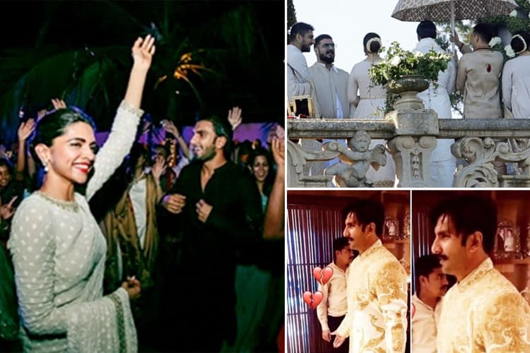 The DeepVeer Wedding