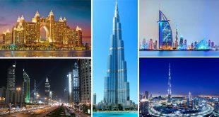 Dubai famous places