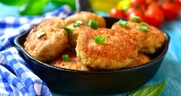 Chicken Cutlets Non-Veg recipe