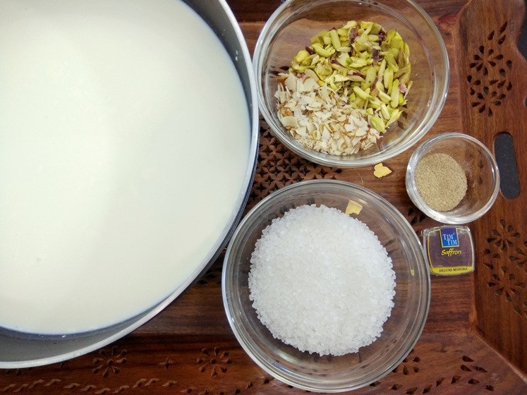 Shahi Tukda Indian Dessert recipe