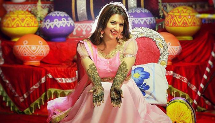 Popular Indian TV Actresses
