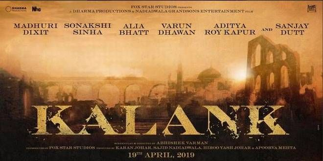 Top 10 most awaited Bollywood Movies of 2019