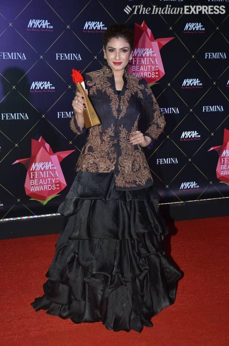 Awardees of Nykaa Femina Beauty Awards 2019