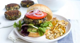 healthy Veg Burger