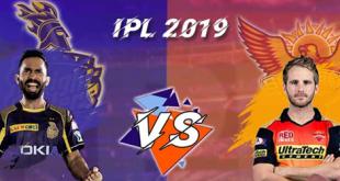IPL 2019 Match-2