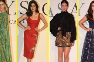 20th Anniversary Of Sabyasachi Mukherjee Brand