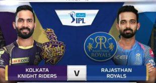 IPL 2019 live score
