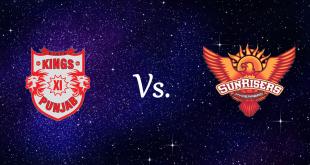 IPL live score KXIP vs SRH