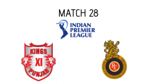 IPL 2019 KXIP vs RCB