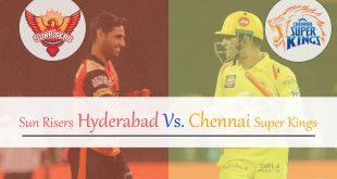 IPL 2019 SRH vs CSK