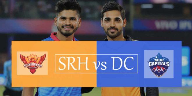 IPL live score 2019