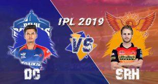 IPL 2019 DC vs SRH