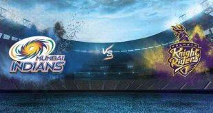 IPL live score 2019 match 56
