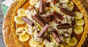 Banoffee Pie Dessert recipe