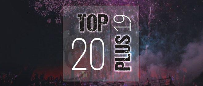 top 20 2019