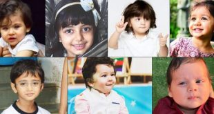 Unique Names of Bollywood Star Kids