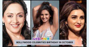bollywood celebrities birthday